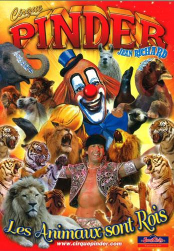 Le Cirque Pinder  U00e0 Nantes